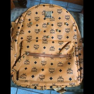 Handbags - Mcm backpack